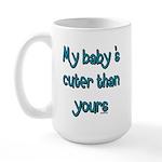 My Baby Large Mug