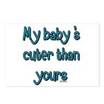 My Baby Postcards (Package of 8)