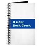 R is for Rock Creek Journal