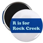 R is for Rock Creek 2.25