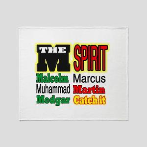 Black Leaders Throw Blanket