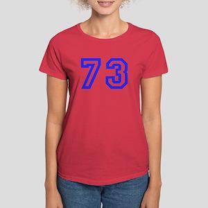 #73 Women's Dark T-Shirt