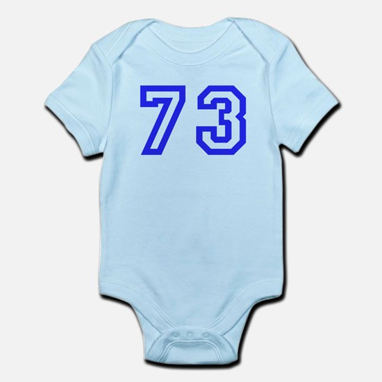 #73 Infant Bodysuit