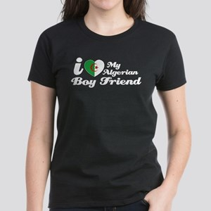 I love my Algerian Boy friend Women's Dark T-Shirt