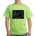 Defeat Iran Green T-Shirt