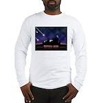 Defeat Iran Long Sleeve T-Shirt