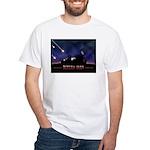 Defeat Iran White T-Shirt