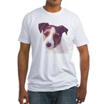 Jack Russell Terrier Fitted T-Shirt