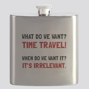Time Travel Flask