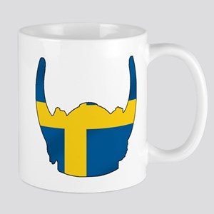 Swedish Viking Helmet Mug