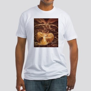 Devil Has Come Fitted T-Shirt
