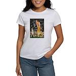 Fairies & Boxer Women's T-Shirt
