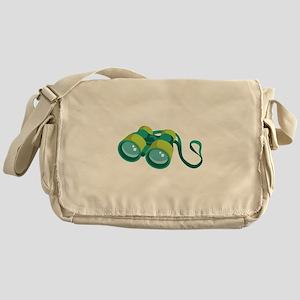 Binoculars Messenger Bag