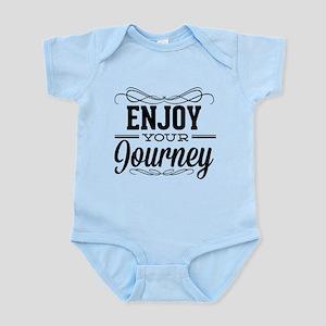 Enjoy Your Journey Infant Bodysuit