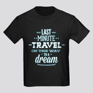 Last Minute Travel On The Way To A Dream Kids Dark