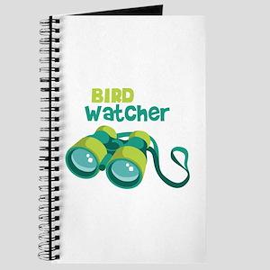 Bird Watcher Journal