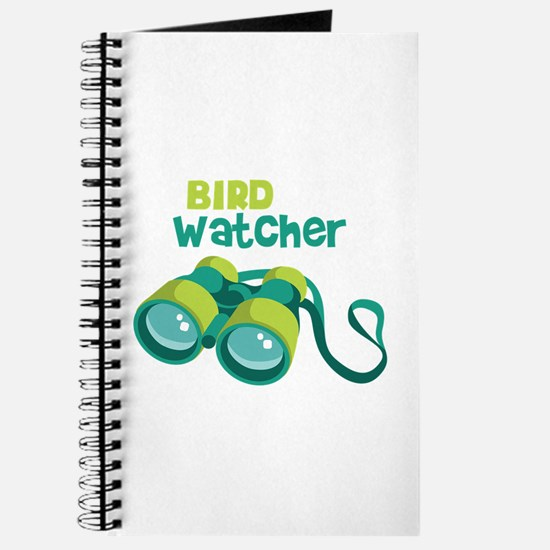 Bird Watcher Journal