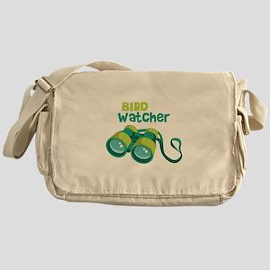 Bird Watcher Messenger Bag
