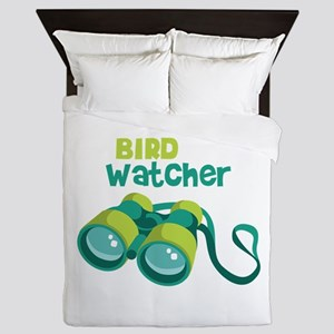 Bird Watcher Queen Duvet