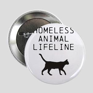 "HOMELESS ANIMAL LIFELINE 2.25"" Button"