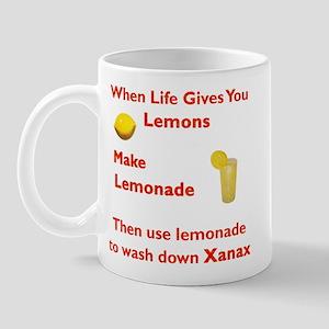 Lemonx Red Mug