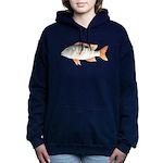 Mutton Snapper c Hooded Sweatshirt