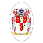 Esplem Sticker (Oval 50 pk)