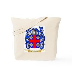 Espinoza Tote Bag