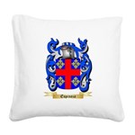Espinoza Square Canvas Pillow