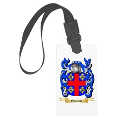 Espinoza Luggage Tag