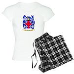 Espinos Women's Light Pajamas