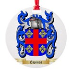 Espinos Round Ornament