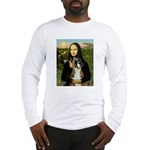 Mona & Boxer Long Sleeve T-Shirt