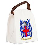 Espinos Canvas Lunch Bag