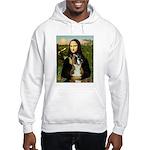 Mona & Boxer Hooded Sweatshirt