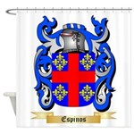 Espinos Shower Curtain