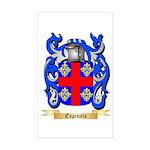 Espinola Sticker (Rectangle)