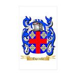 Espinola Sticker (Rectangle 50 pk)