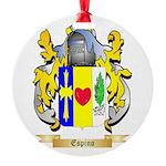 Espino Round Ornament
