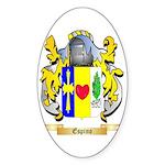Espino Sticker (Oval 50 pk)