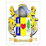 Espino Small Poster