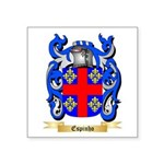 Espinho Square Sticker 3