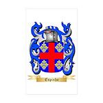 Espinho Sticker (Rectangle 10 pk)