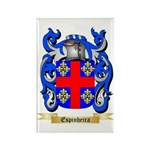 Espinheira Rectangle Magnet (10 pack)