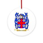 Espinheira Ornament (Round)