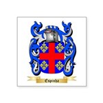 Espinha Square Sticker 3