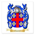 Espinet Square Car Magnet 3