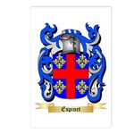 Espinet Postcards (Package of 8)