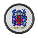Espinel Large Wall Clock