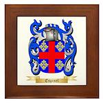Espinel Framed Tile